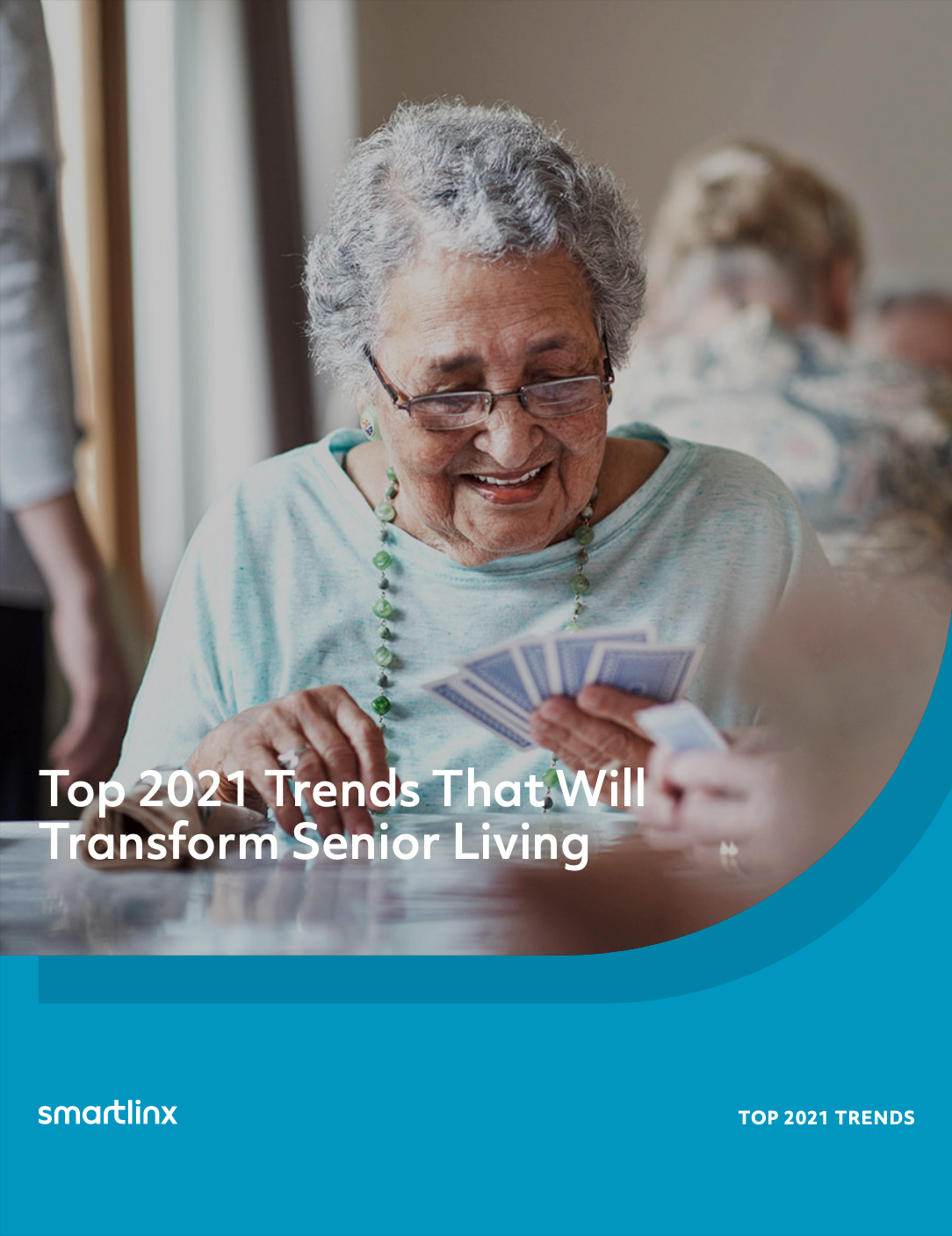 Top 2021 Trends That Will Transform Senior Living Cover Page